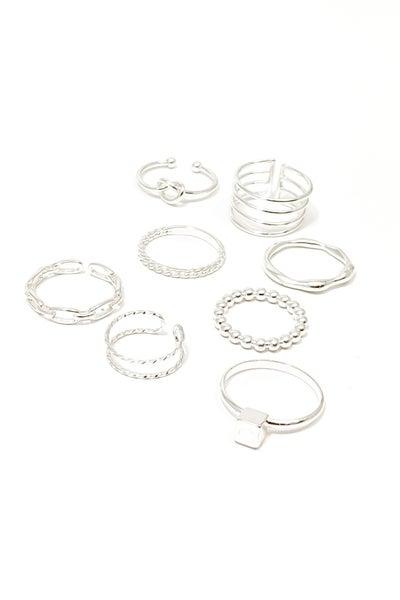 Jill Ring Set
