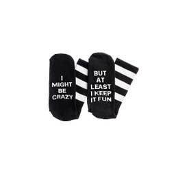 Conversation Socks