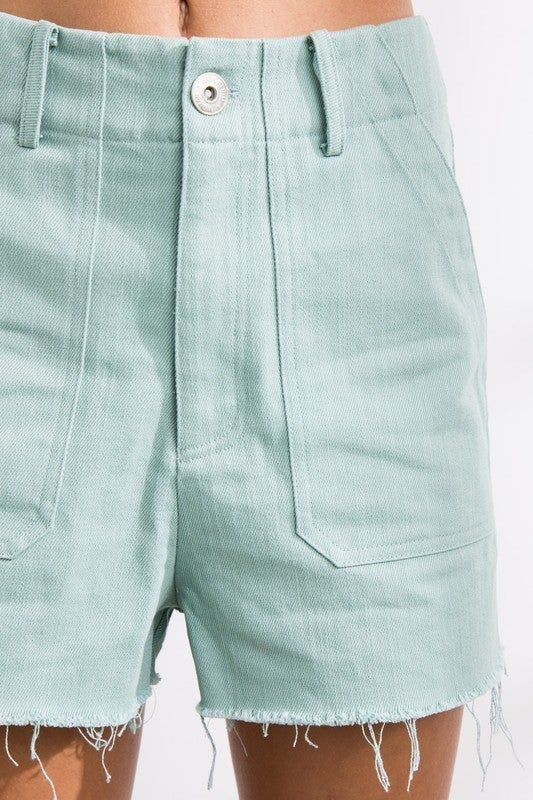 Colleen Denim Shorts