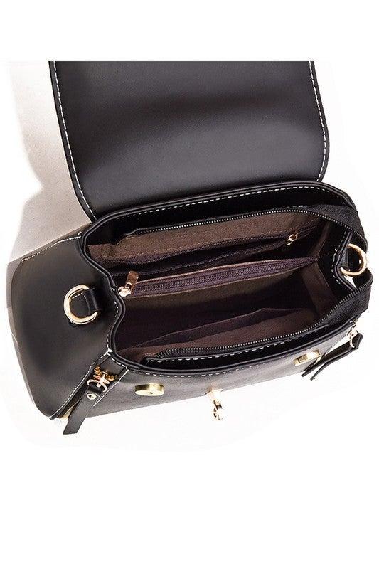 Retro Style Shoulder Bag
