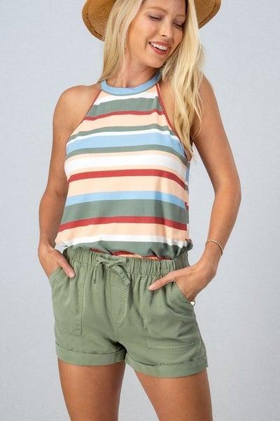 Tencel Summer Shorts