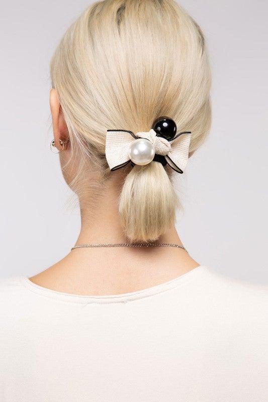 Pearl Hairtie