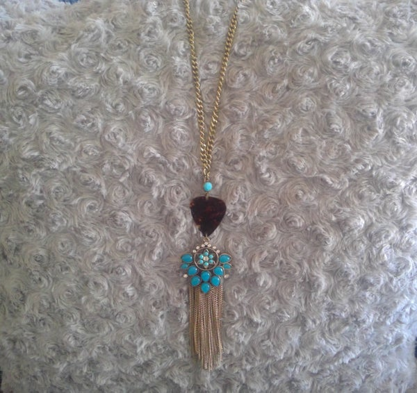 Fender Necklace