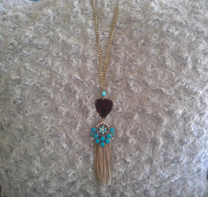 Fender Necklace