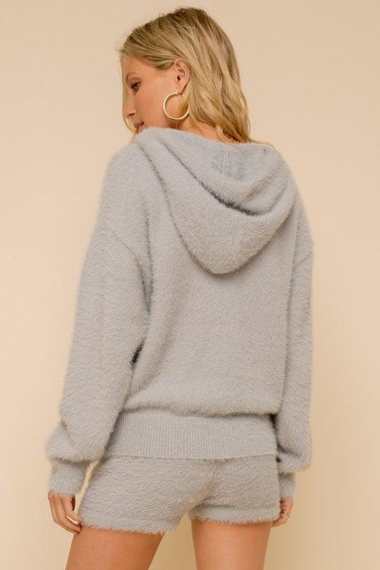 Eyelash Dreamin Hoodie Sweater