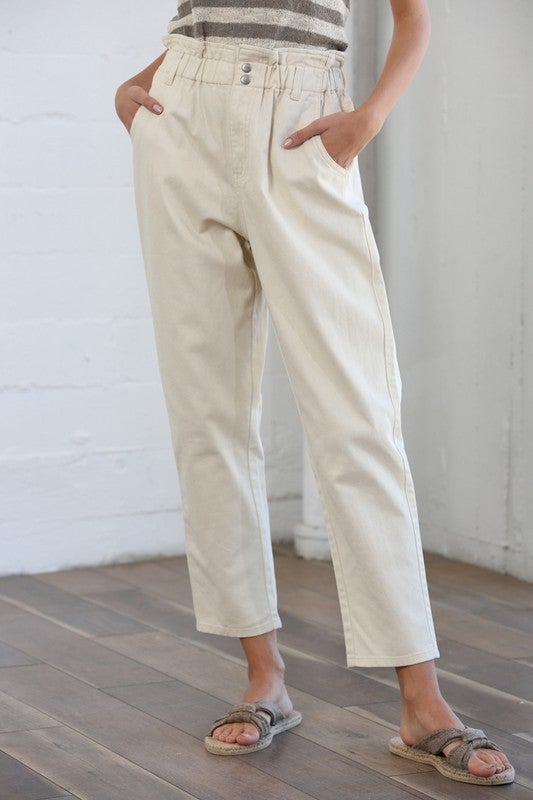Picnic Straight Line Pants