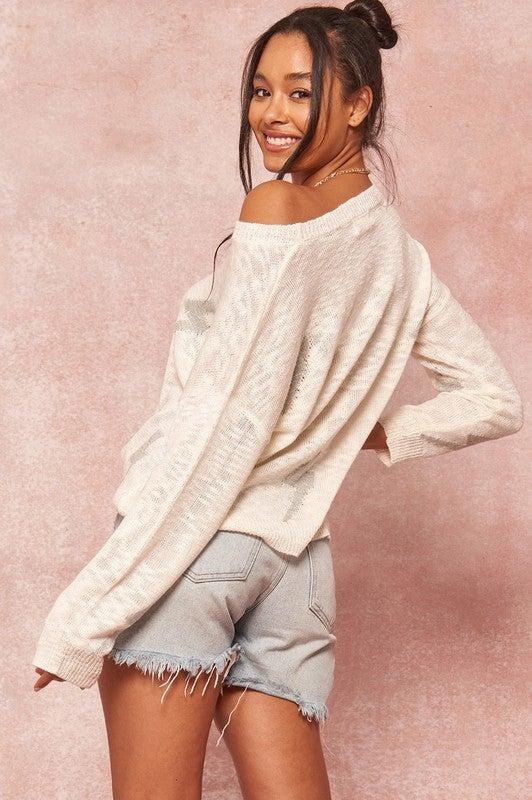 Thunderbolt Lightweight Sweater