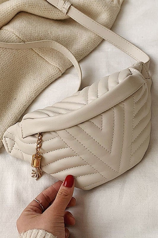 Trendy Crossbody Bag