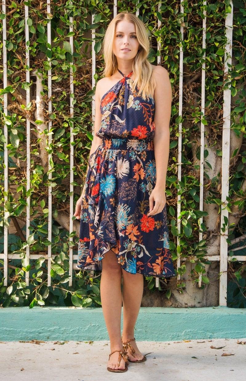 Samba Halter Dress *Final Sale*