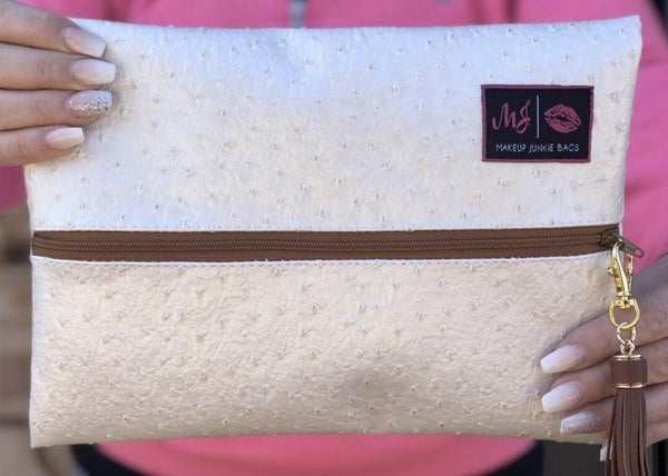 Makeup Junkie Bags - Large *Final Sale*