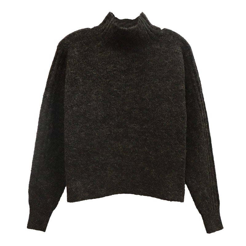 Deep Olive Sweater