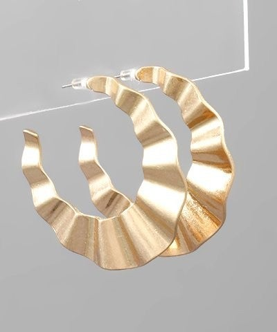 Folded Gradual Hoop