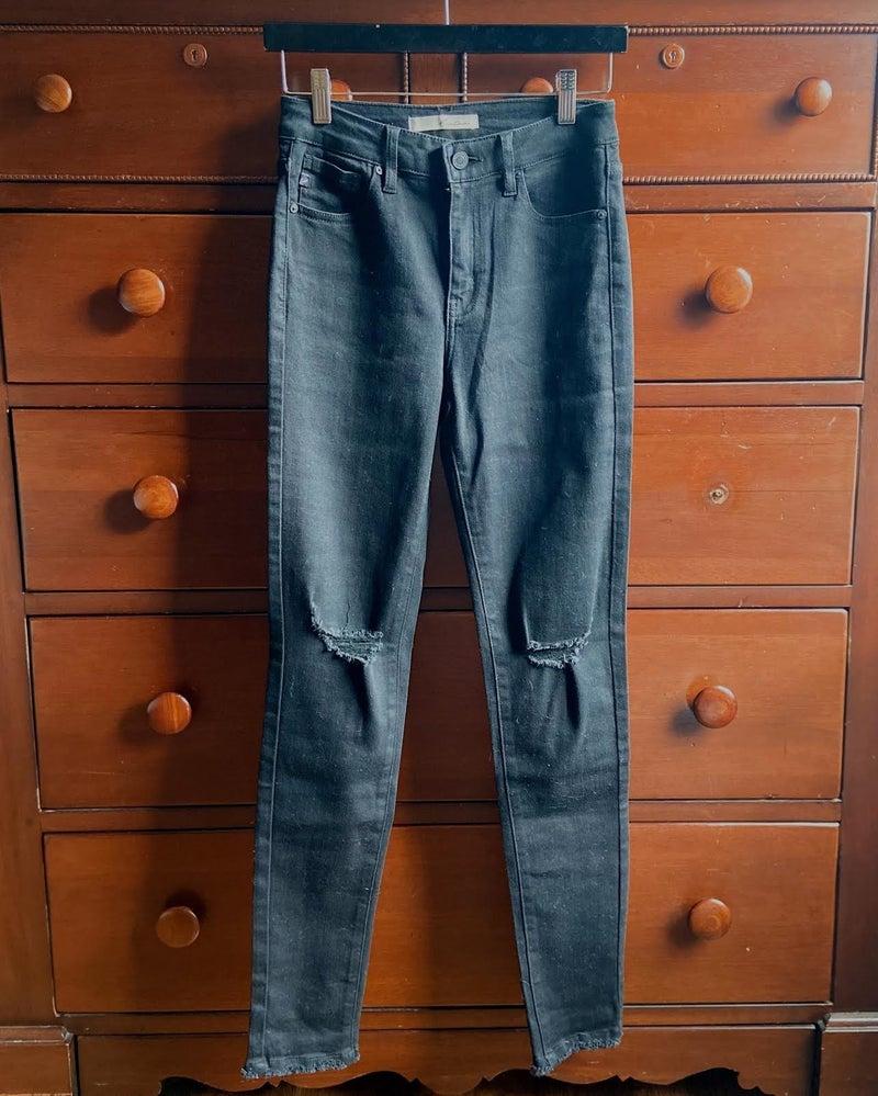 High Rise Super Skinny Jean