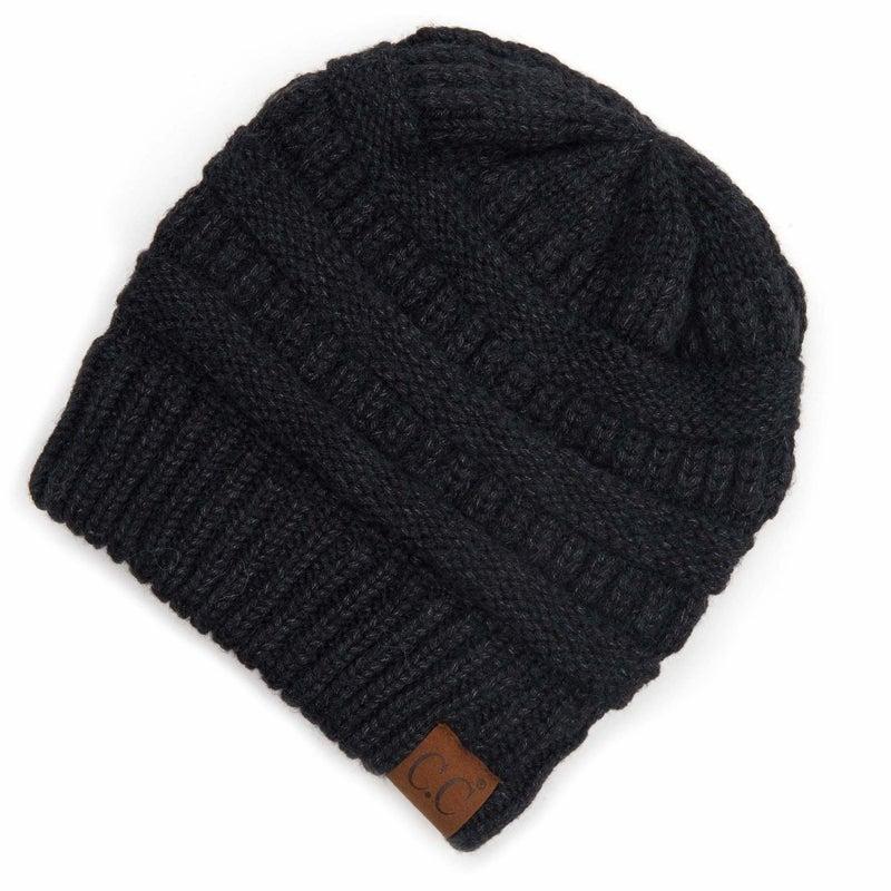 Soft Yarn Knit Beanie