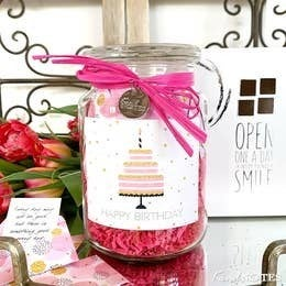 Kind Notes in a Jar