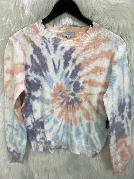 Tie Dye Swirl Sweatshirt