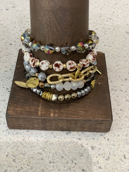 Erimish Stack Mixed Metals
