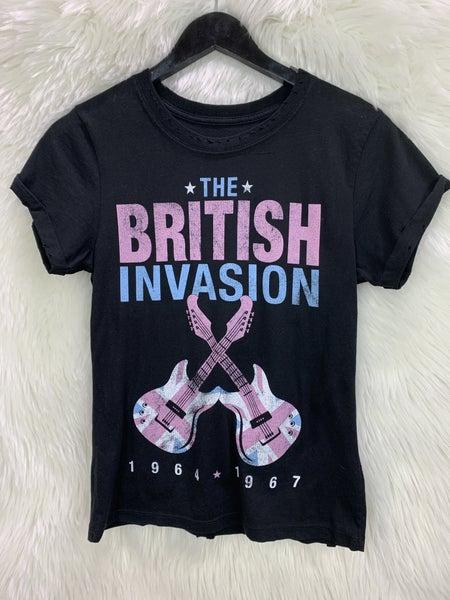 British Invasion Graphic Tee