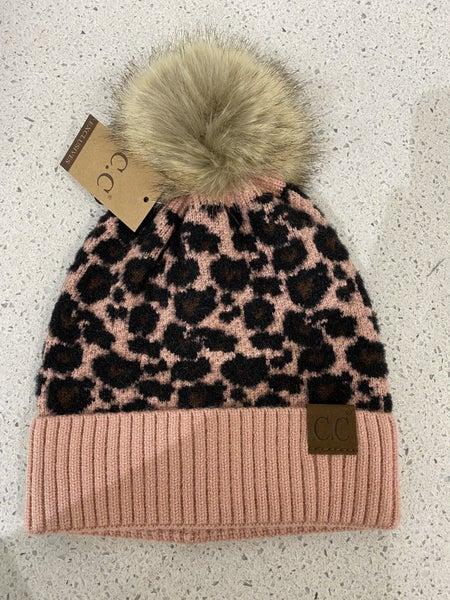 Leopard Hats