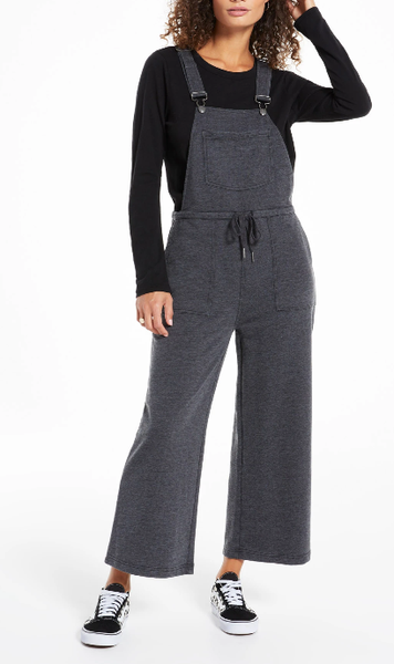 Z Supply Cropped Overall