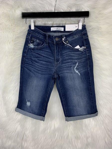 Kancan Bermuda Cuffed Shorts