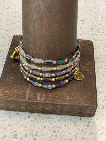 Erimish Stack Pastels (5 bracelets)