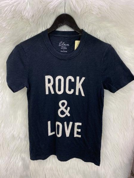 Rock and Love Tee