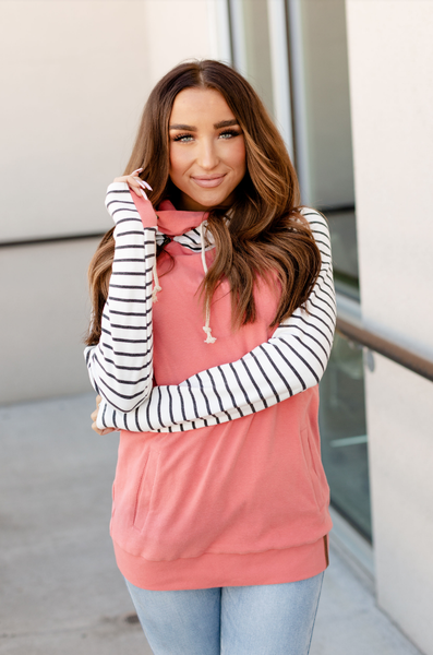 Ampersand Avenue - Tickled Pink Double Hood