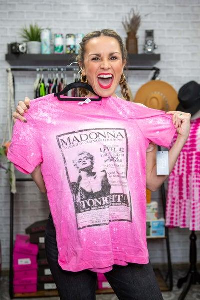 Madonna Bleach Graphic T