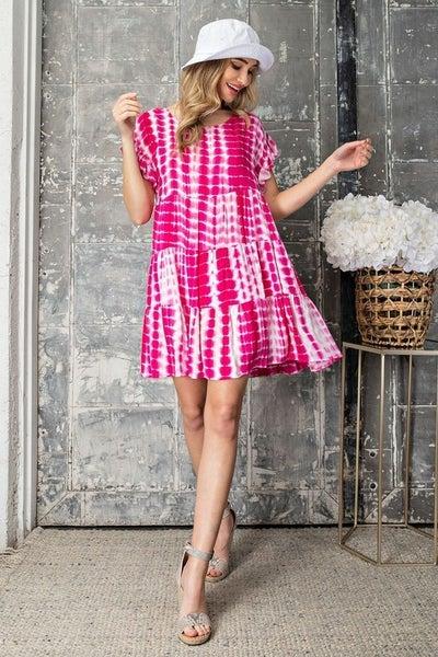 Hot & pink Dress