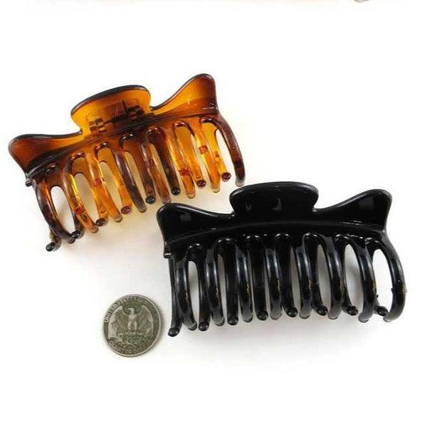 MODERN PLAIN HAIR CLAW CLIP