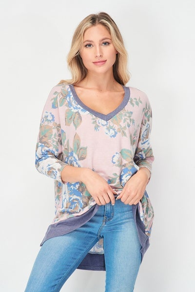 Rosy Love Top