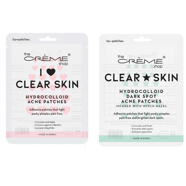 Heart & Stars Acne Patches