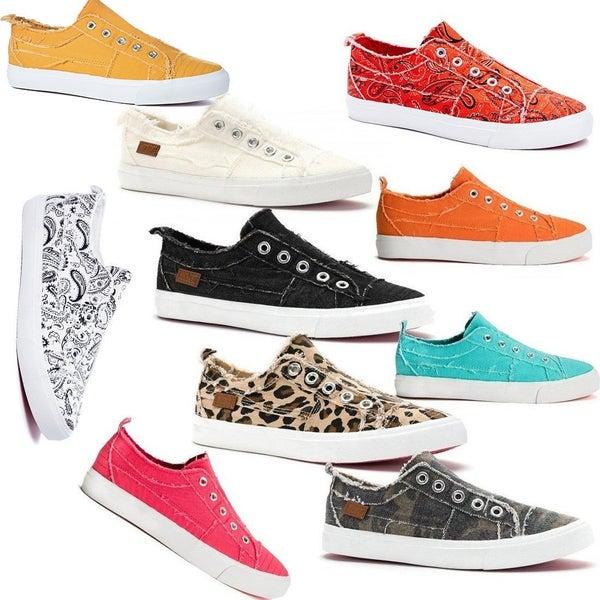 Corky's Babalu Slip On Sneaker