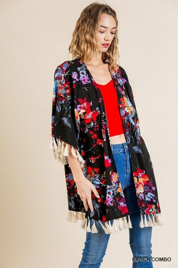 So Dreamy Kimono