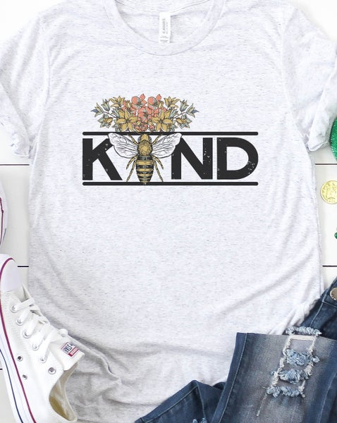 Be Kind Vintage Graphic T