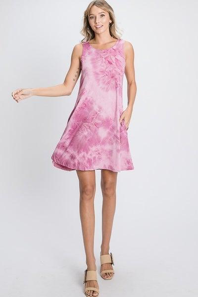 Dye Me Mauve Dress