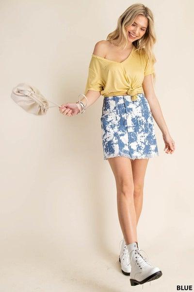 What A Cutie Mini Skirt