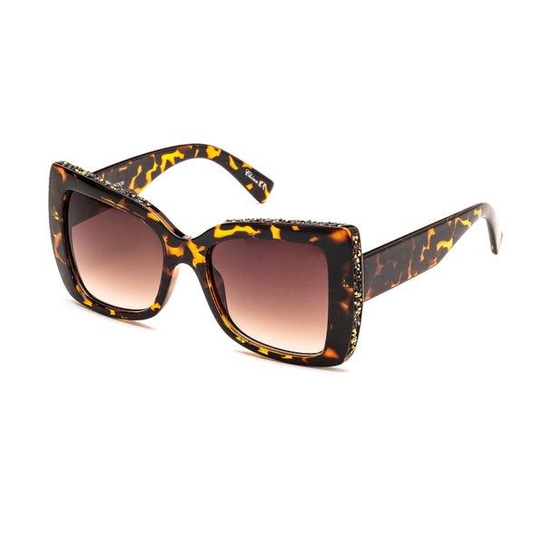Movie Star Rhine Stone Sun Glasses