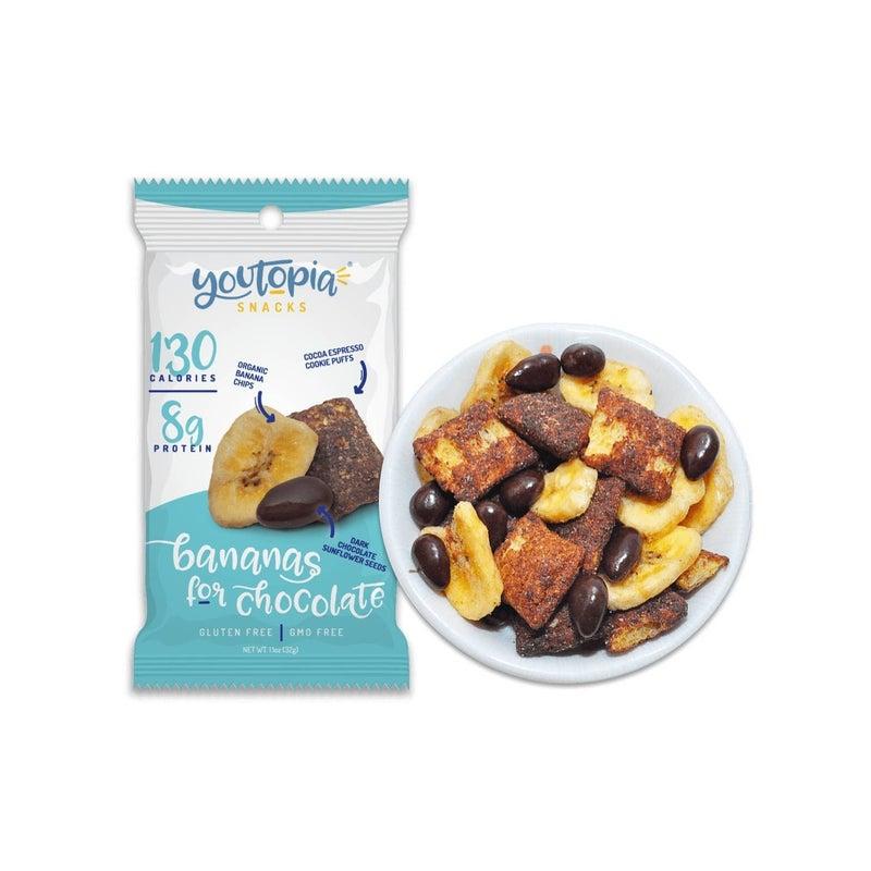 Gluten Free Snack Mix's