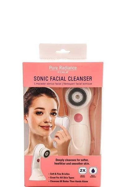 Sonic Facial Cleanser Brush