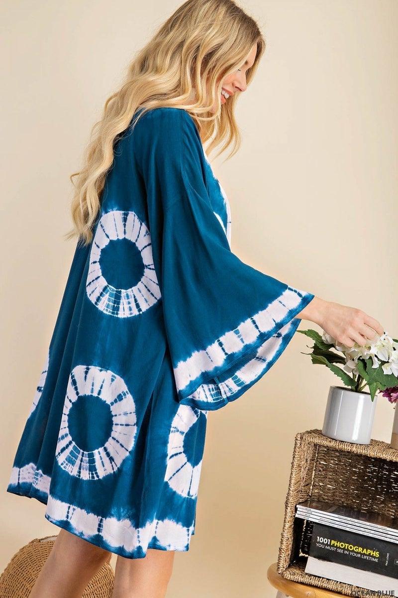 Deep Sea Kimono