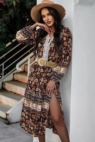 Boho For You Dress