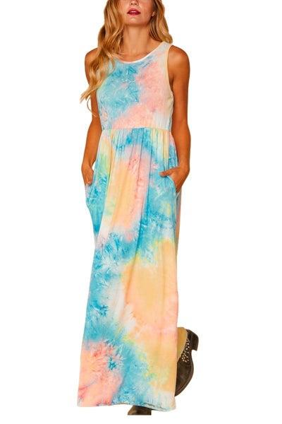 Pastel Flow Dress