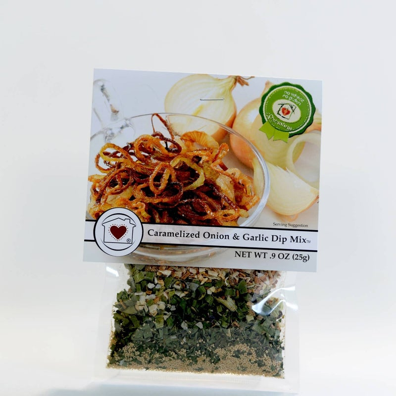 Caramelized Onion & Garlic Dip Mix