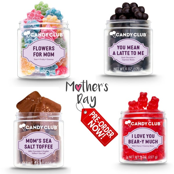 Candy Club Mother Day **Pre Order**