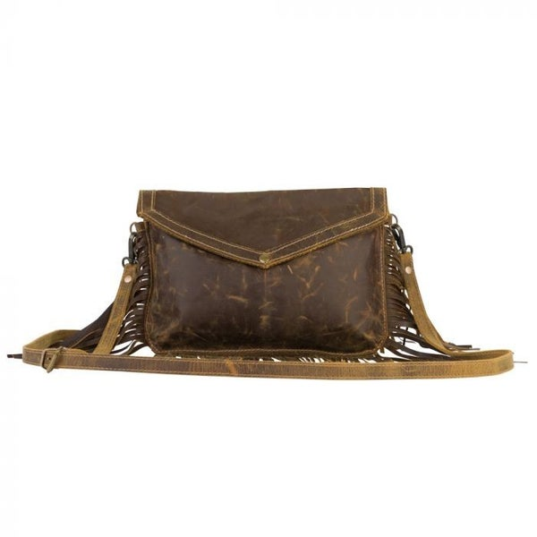 COWGIRL'S LOVE LEATHER MYRA BAG