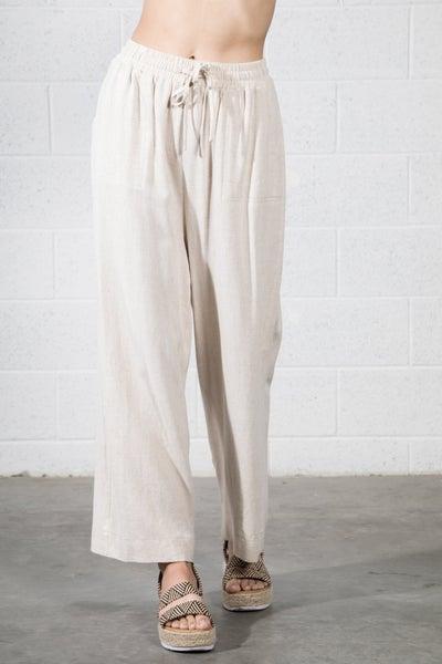 Perfect Linen Pant