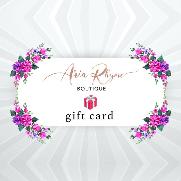 Gift Card $25-200