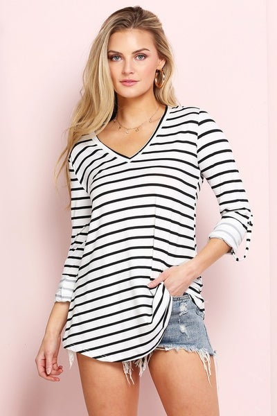 Chill Stripes Top